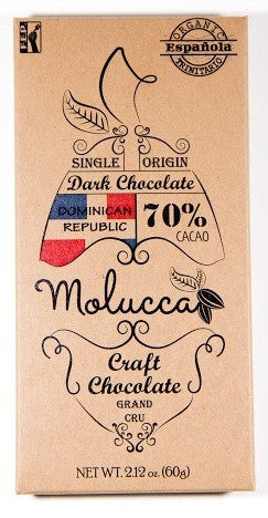 70% Dominican Republic - Cococlectic: A Craft Bean-to-Bar Club