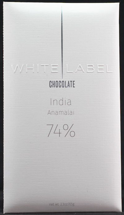 74% India, Anamalai - Cococlectic: A Craft Bean-to-Bar Club featuring different American craft chocolate makers each month