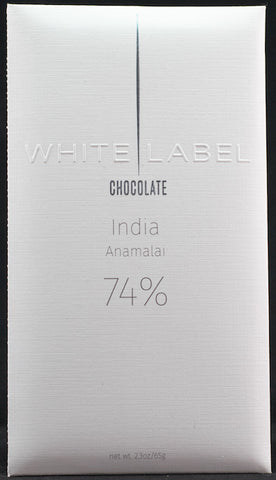 74% India, Anamalai - Cococlectic: A Craft Bean-to-Bar Club