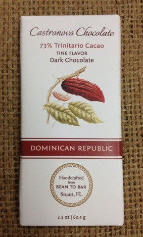 Dominican Republic - 73% Trinitario - Cococlectic: A Craft Bean-to-Bar Club