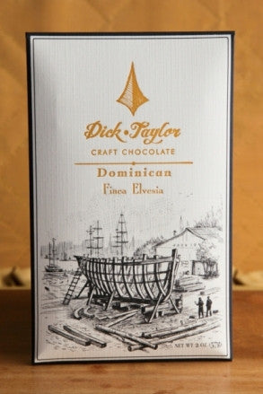 74% Dominican, Finca Elvesia - Cococlectic: A Craft Bean-to-Bar Club