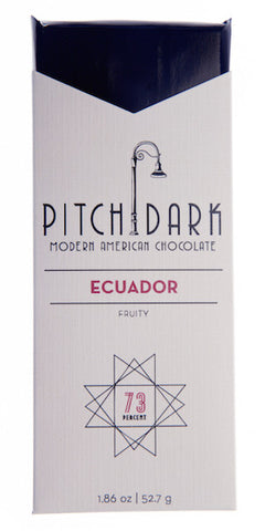 73% Ecuador Fruity - Cococlectic: A Craft Bean-to-Bar Club featuring different American craft chocolate makers each month