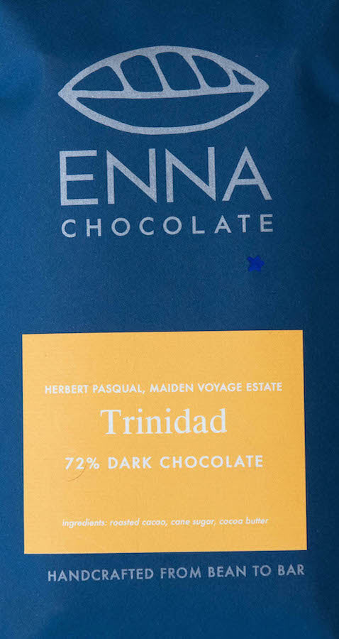 Trinidad Herbert Pasqual 70% - Cococlectic: A Craft Bean-to-Bar Club featuring different American craft chocolate makers each month
