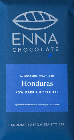 Honduras La Mosquitia 75% - Cococlectic: A Craft Bean-to-Bar Club featuring different American craft chocolate makers each month