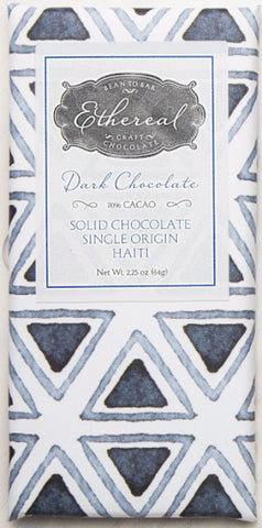 70% Haiti - Cococlectic: A Craft Bean-to-Bar Club featuring different American craft chocolate makers each month