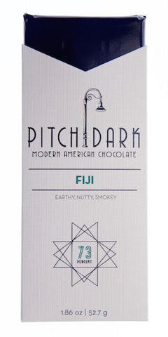 73% Fiji (Limited) - Cococlectic: A Craft Bean-to-Bar Club featuring different American craft chocolate makers each month