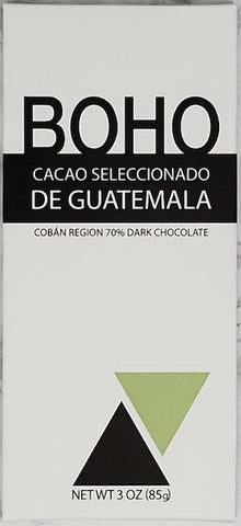 70% Guatemala - Cococlectic: A Craft Bean-to-Bar Club featuring different American craft chocolate makers each month