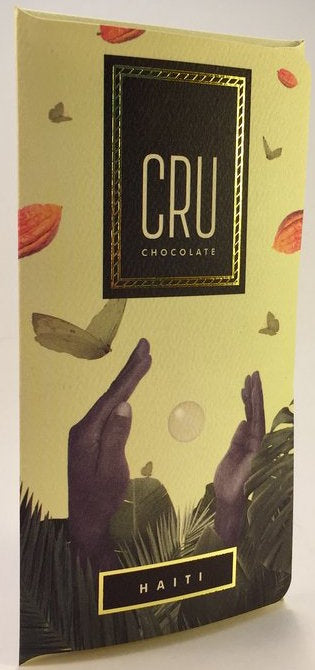 Haiti - Cococlectic: A Craft Bean-to-Bar Club featuring different American craft chocolate makers each month