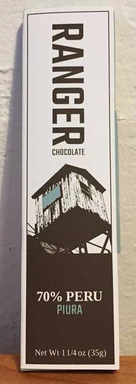 70% Piura, Peru - Cococlectic: A Craft Bean-to-Bar Club