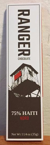 75% Nord, Haiti - Cococlectic: A Craft Bean-to-Bar Club