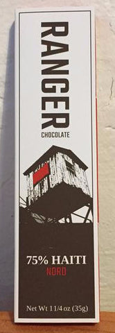 75% Nord, Haiti - Cococlectic: A Craft Bean-to-Bar Club featuring different American craft chocolate makers each month