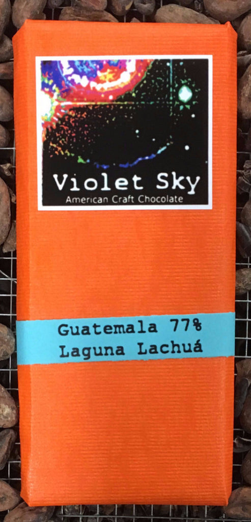Guatemala Laguna Lachua 77% - Cococlectic: A Craft Bean-to-Bar Club