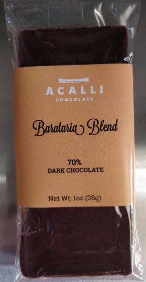 Barataria Blend 70% - Cococlectic: A Craft Bean-to-Bar Club featuring different American craft chocolate makers each month