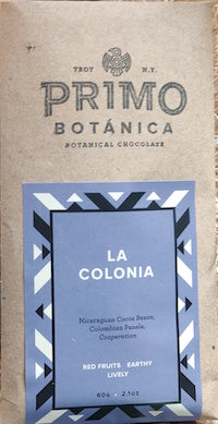 La Colonia, Nicaragua - Cococlectic: A Craft Bean-to-Bar Club featuring different American craft chocolate makers each month