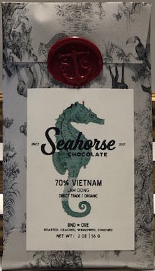 Vietnam - Cococlectic: A Craft Bean-to-Bar Club featuring different American craft chocolate makers each month