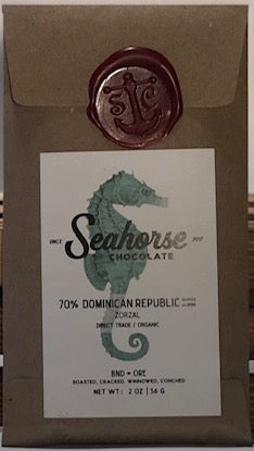 Dominican Republic - Cococlectic: A Craft Bean-to-Bar Club featuring different American craft chocolate makers each month