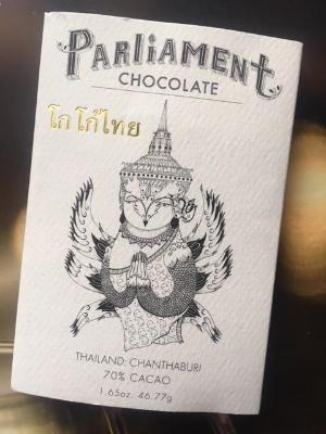 70% Thailand - Cococlectic: A Craft Bean-to-Bar Club featuring different American craft chocolate makers each month