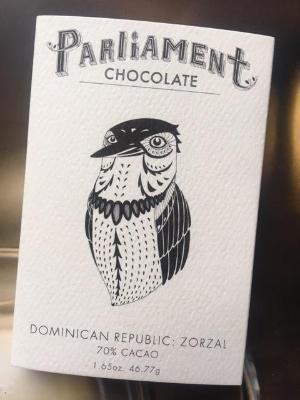 70% Dominican Republic - Cococlectic: A Craft Bean-to-Bar Club featuring different American craft chocolate makers each month