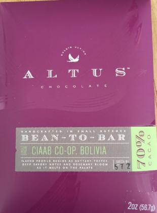 Bolivia 70% - Cococlectic: A Craft Bean-to-Bar Club