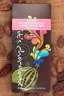 Maya Mountain, Belize 70% - Cococlectic: A Craft Bean-to-Bar Club featuring different American craft chocolate makers each month