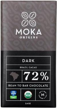 72% Bahia, Brazil - Cococlectic: A Craft Bean-to-Bar Club featuring different American craft chocolate makers each month