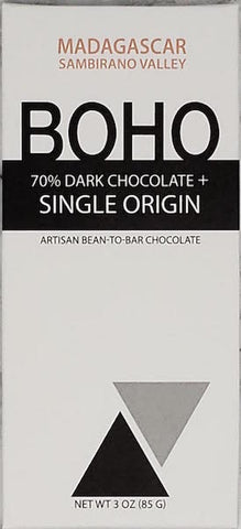 70% Madagascar - Akesson Estate - Cococlectic: A Craft Bean-to-Bar Club