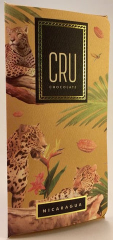 Nicaragua - Cococlectic: A Craft Bean-to-Bar Club featuring different American craft chocolate makers each month