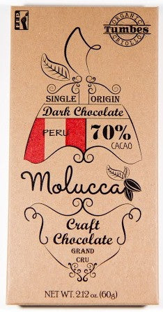 70% Peru - Cococlectic: A Craft Bean-to-Bar Club
