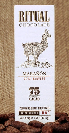 Marañón - Cococlectic: A Craft Bean-to-Bar Club featuring different American craft chocolate makers each month