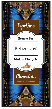 Belize 70% - Cococlectic: A Craft Bean-to-Bar Club featuring different American craft chocolate makers each month