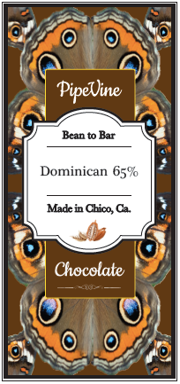 Dominican Republic 65% - Cococlectic: A Craft Bean-to-Bar Club featuring different American craft chocolate makers each month