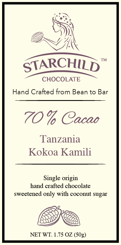 Tanzania- Kokoa Kamili - Cococlectic: A Craft Bean-to-Bar Club