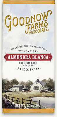 Almendra Blanca, Mexico 77% - Cococlectic: A Craft Bean-to-Bar Club