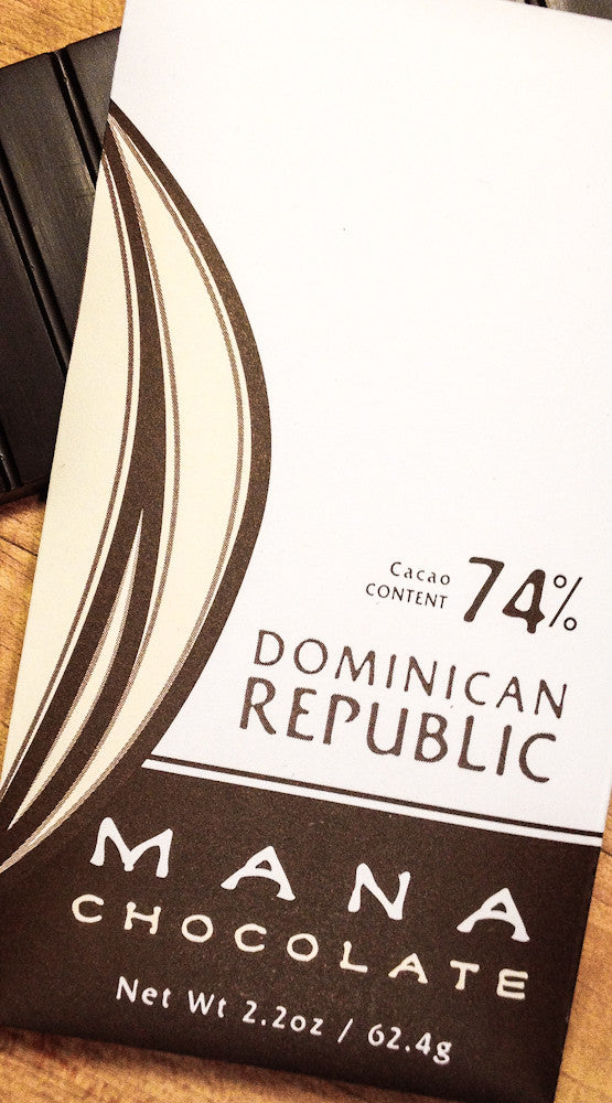 74% Dominican Republic - Cococlectic: A Craft Bean-to-Bar Club