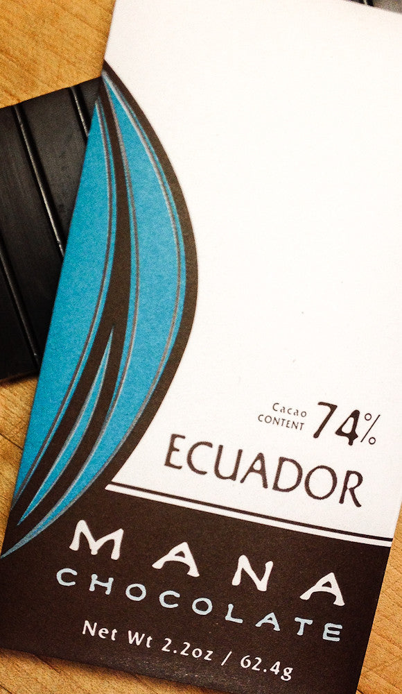 74% Ecuador - Cococlectic: A Craft Bean-to-Bar Club
