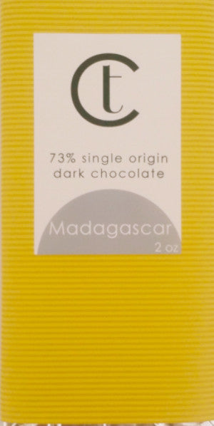 Madagascar 73% - Cococlectic: A Craft Bean-to-Bar Club