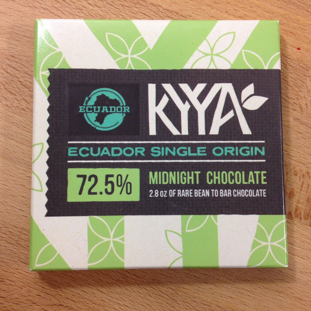72.5% Ecuador Single Origin - Cococlectic: A Craft Bean-to-Bar Club featuring different American craft chocolate makers each month