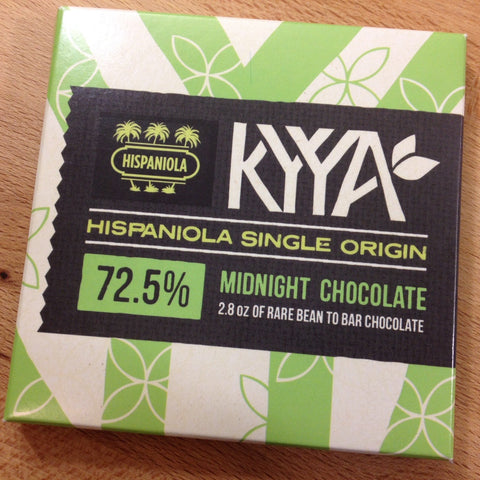 72.5% Hispaniola Single Origin - Cococlectic: A Craft Bean-to-Bar Club