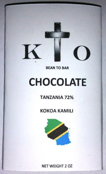 Tanzania - Cococlectic: A Craft Bean-to-Bar Club
