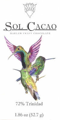Trinidad - Cococlectic: A Craft Bean-to-Bar Club featuring different American craft chocolate makers each month