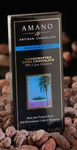 Madagascar 70% Dark Chocolate - Cococlectic: A Craft Bean-to-Bar Club featuring different American craft chocolate makers each month