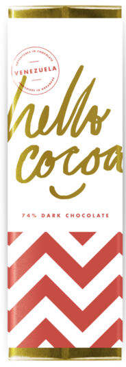 Venezuela 74% - Cococlectic: A Craft Bean-to-Bar Club featuring different American craft chocolate makers each month