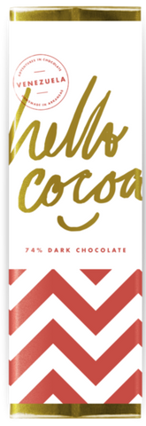 Venezuela 74% - Cococlectic: A Craft Bean-to-Bar Club