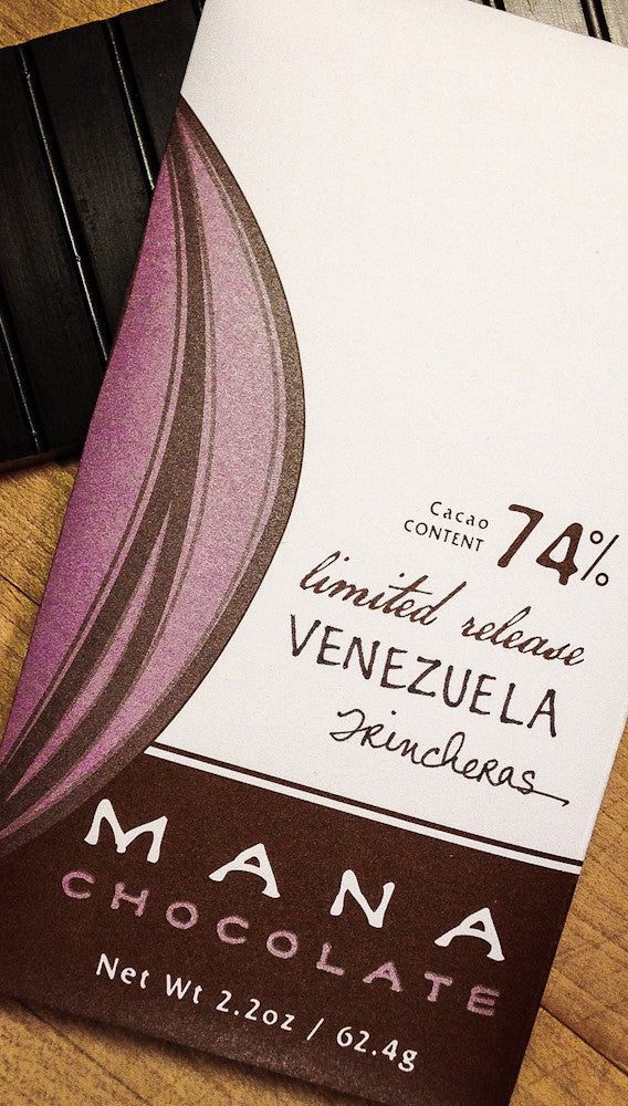74% Venezuela - Cococlectic: A Craft Bean-to-Bar Club