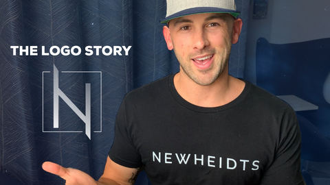 Picking a logo design - The NewHeidts Logo Story and Journey