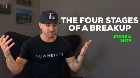 How To Go Through A Breakup - The Four Stages of a Breakup - Stage 1: SHTF