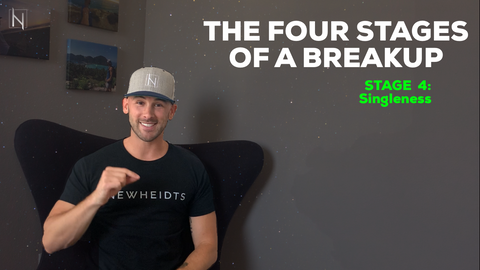 How To Go Through A Breakup - The Four Stages of a Breakup - Stage 4: Singleness