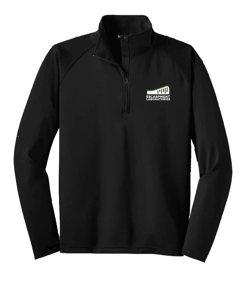 Escarpment Labs Sport-Tek Black 1/4 Zip