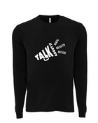 Sueded Long Sleeve MHM Now Shirt