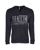 Learn How To Ask Mental Health Hoody (Lightweight)